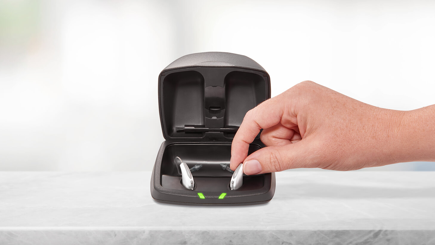 Are rechargeable hearing aids for me?