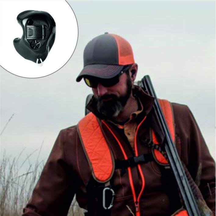 Individuāli pielāgota digitāla dzirdes aizsardzība