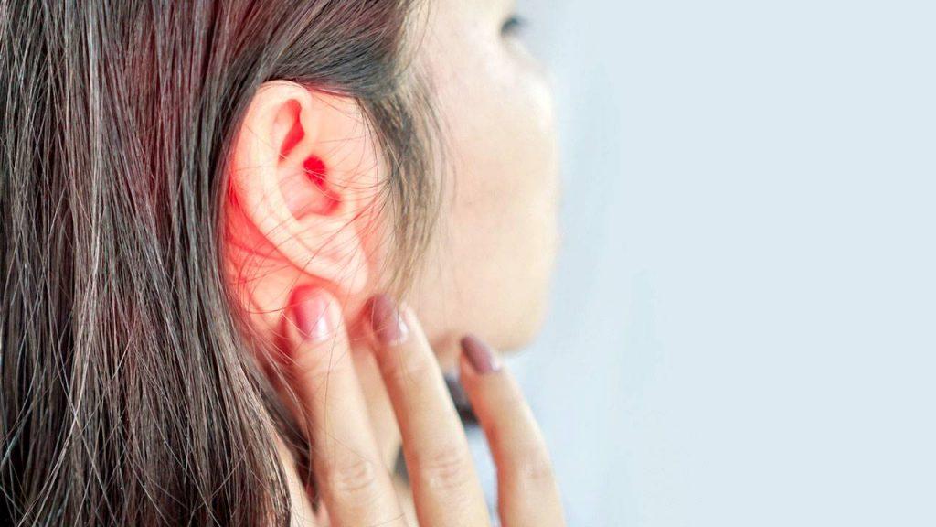 ārējās auss iekaisums