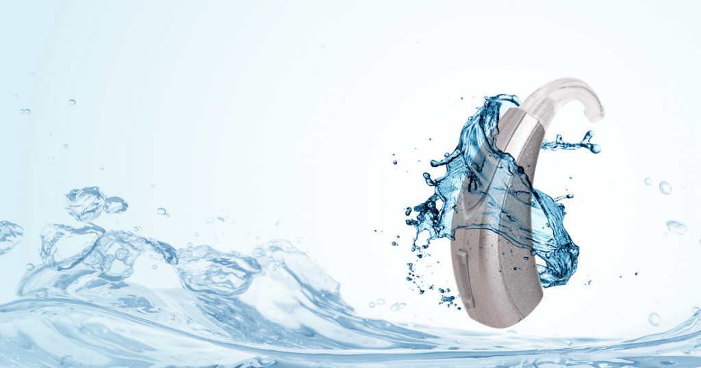 ūdensnecaurlaidīgi dzirdes aparāti
